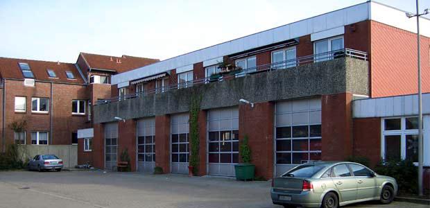 Gerätehaus LZ Altstadt